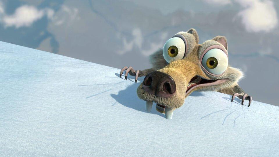 """Ice Age 2 - Jetzt taut's"" USA 2006"