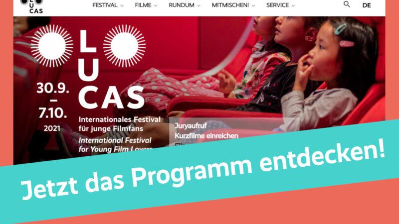 LUCAS_Webseite ist online-web